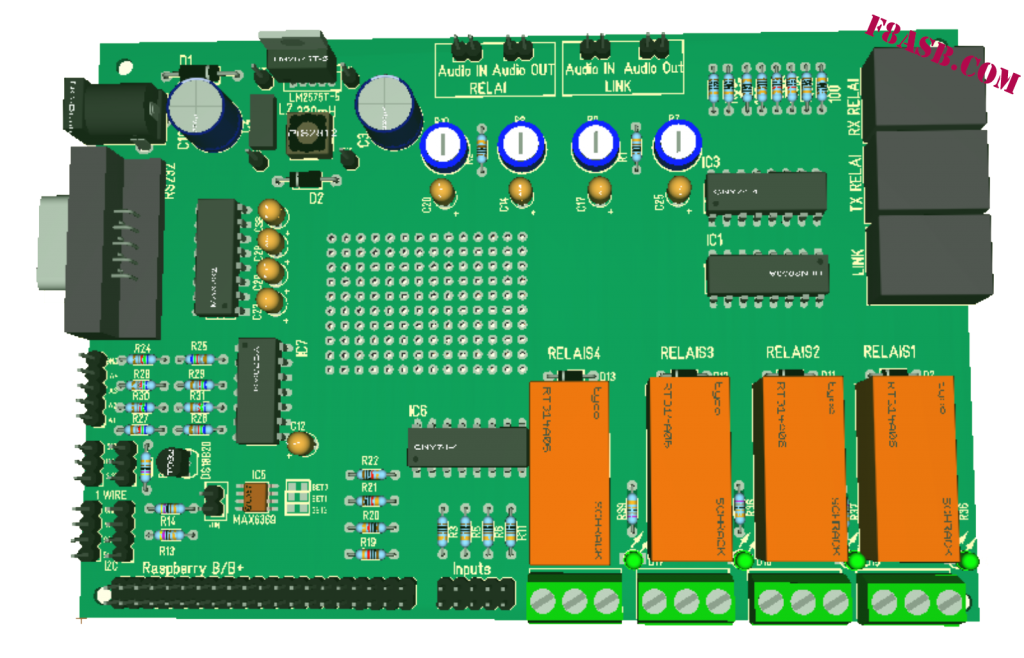 svxlink new board