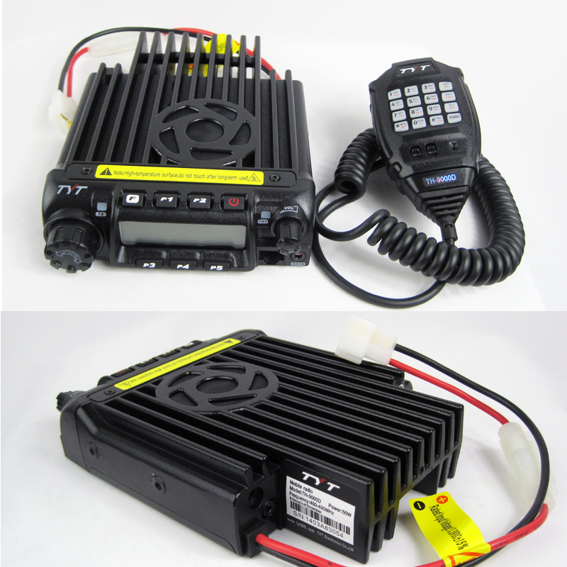 Original-TYT-TH-9000D-TH-9000-Ham-Car-Mobile-Radio-8-Scrambler-400-470MHz-UHF-50W
