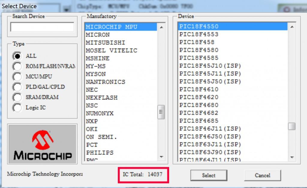 device tl866
