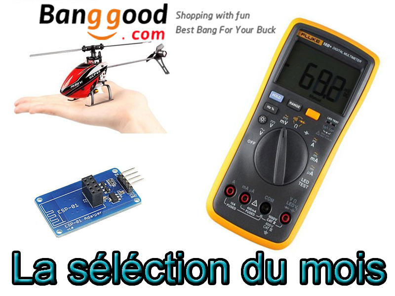 selection banggood