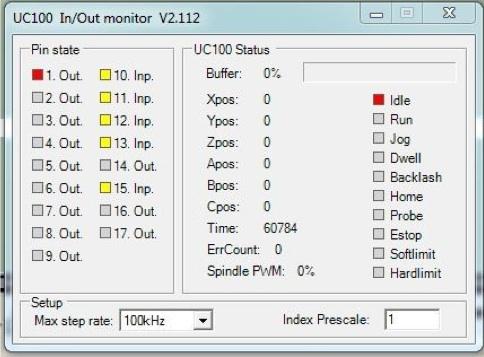 Gravograph VX2B - Page 3 Uc100monitor